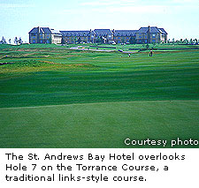 St. Andrews Bay Resort