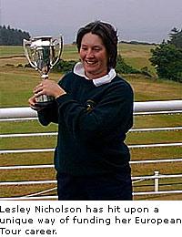 Scot Lesley Nicholson