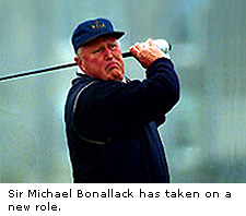Sir Michael Bonallack