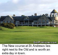 New course at St. Andrews